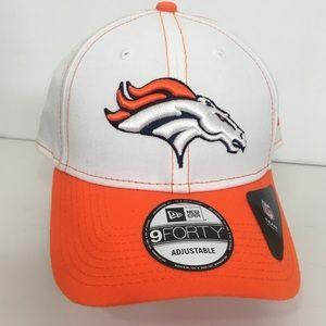 Denver Bronco snapback hat
